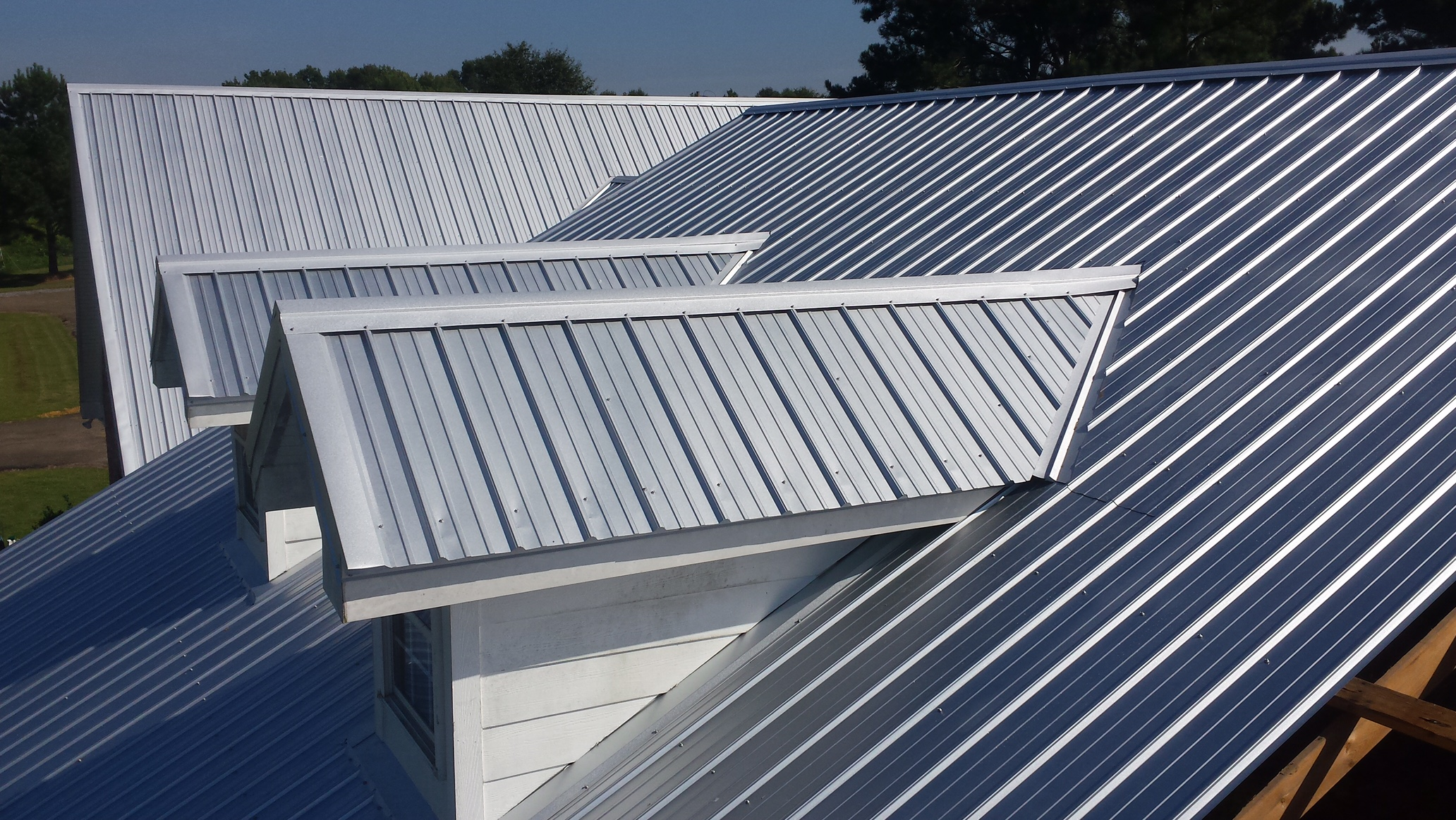 Metal Roofs Above All Projects